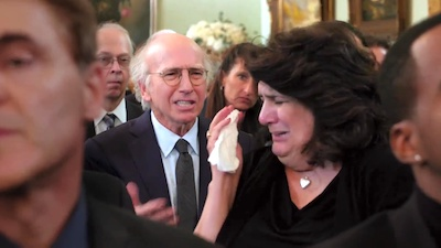 Curb Your Enthusiasm 09x04 : Running with the Bulls- Seriesaddict